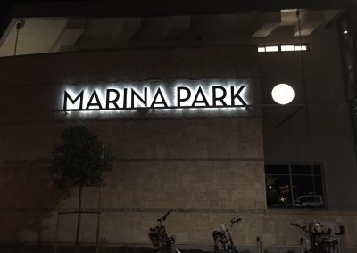 Marina Park Illuminated