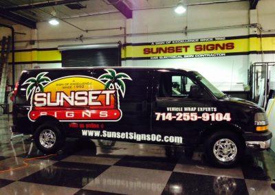 Sunset Van 2