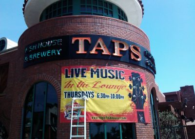 TAPS LIVE MUSIC
