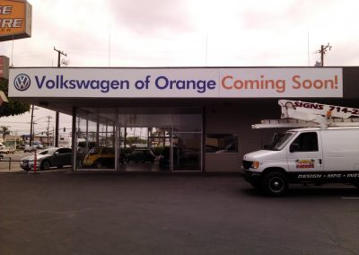VOLKSWAGON OF ORANGE