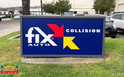 Custom Sign Manufacturers