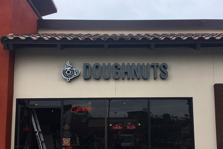 Exterior Outdoor Signs