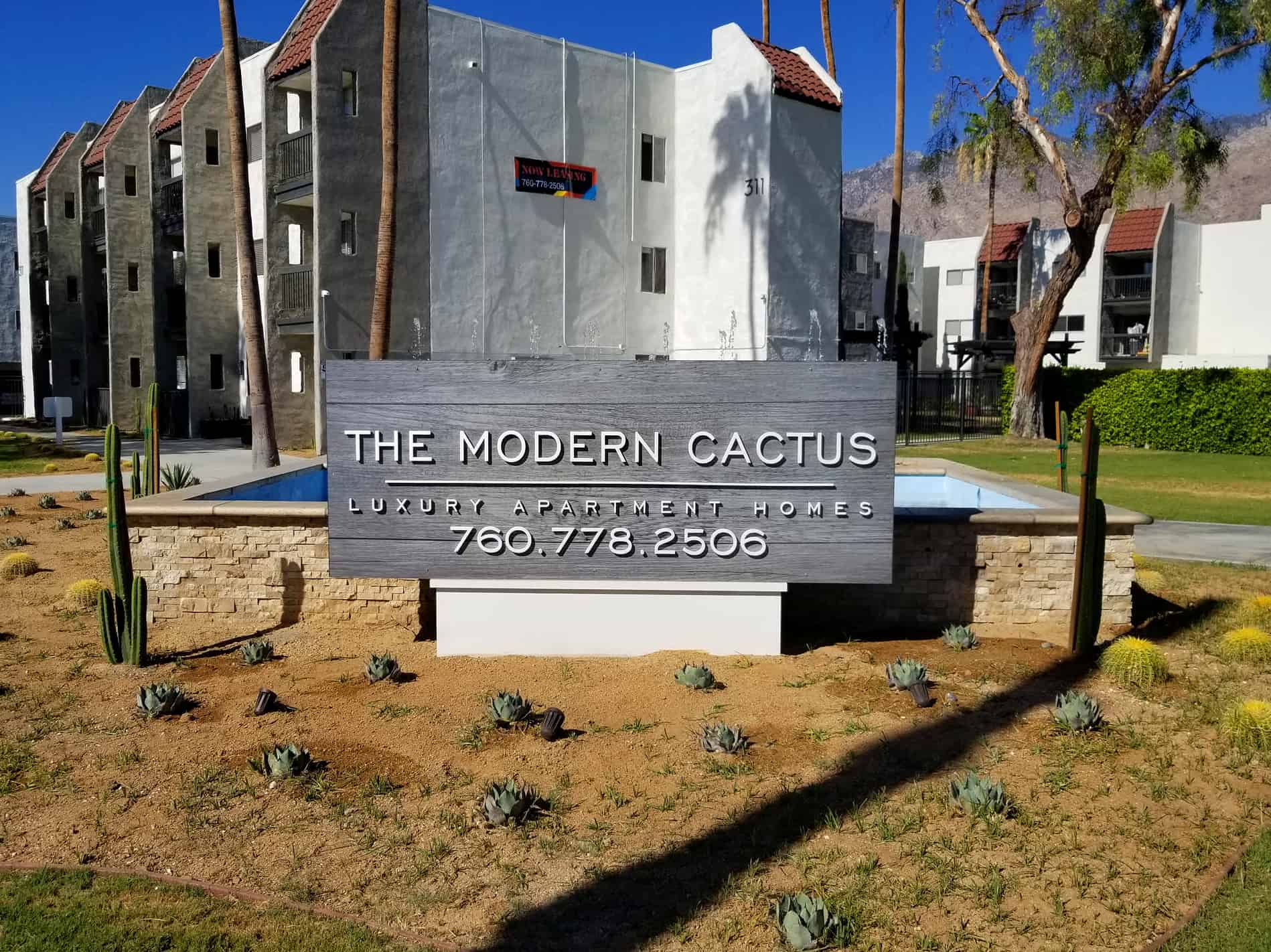 Monument Signs • Custom Design, Manufacture and Installation